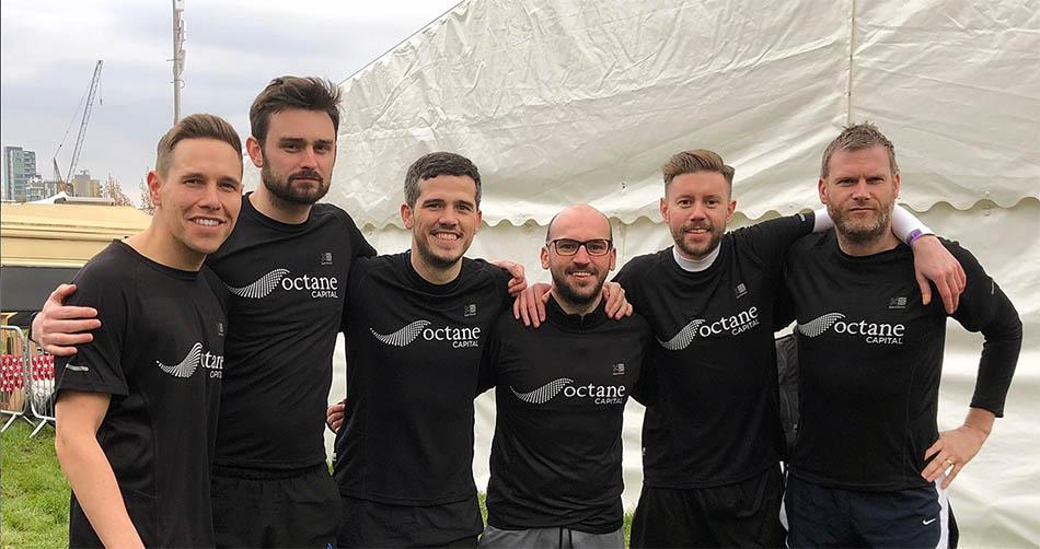 Octane Capital wins heat at Tough Mudder